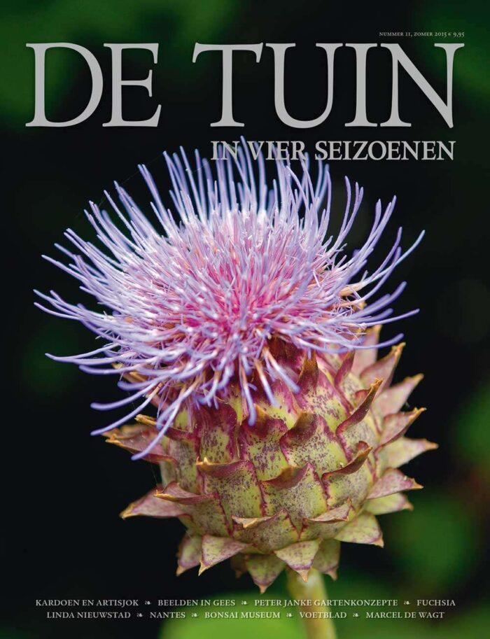 Cover de tuin in vier seizoenen zomer editie 2015