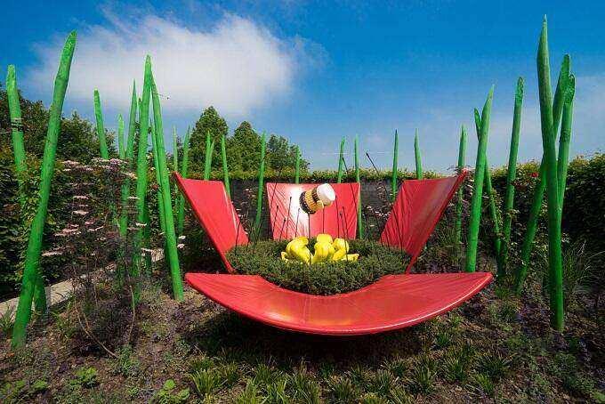 Tuin Der Lusten : Ontdek op interactieve wijze de tuin der lusten van jheronimus