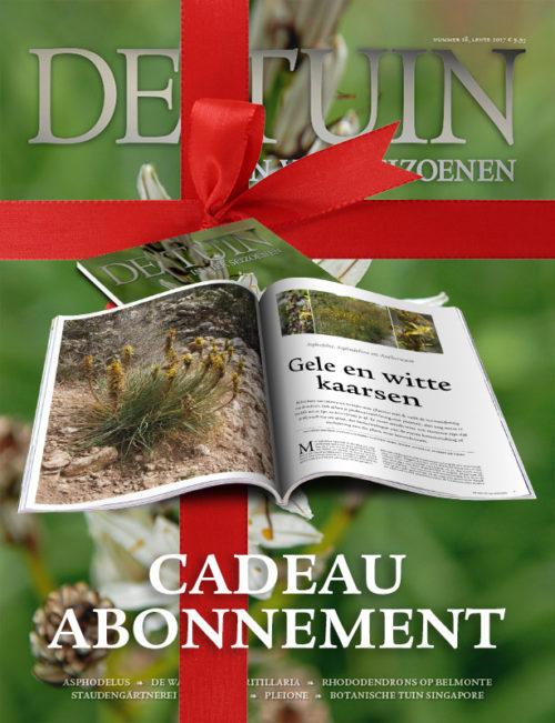 Cadeau-abonnement