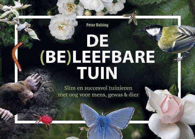 Bulsing DE (BE)LEEFBARE TUIN cover