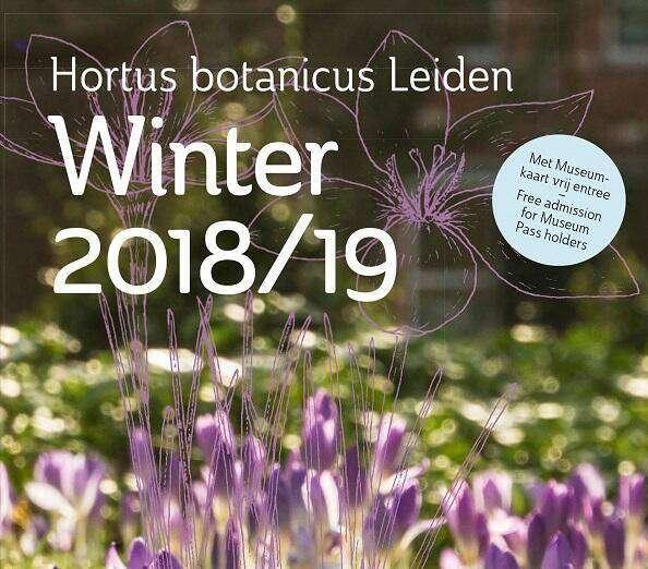 Hortus Leiden Programmering