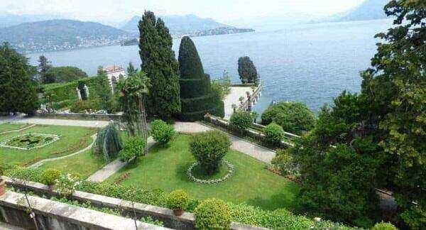Gardentours Isola Bella
