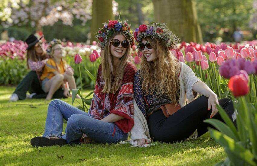 Photocredit: Keukenhof / Laurens Lindhout