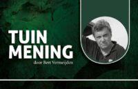 Tuinmening door Bert Vermeijden