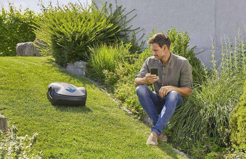 Gardena robotmaaier