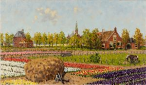 Leo van den Ende, Panorama Tulipland