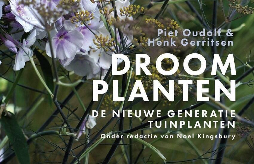 Droomplanten Piet Oudolf en Henk Gerritsen