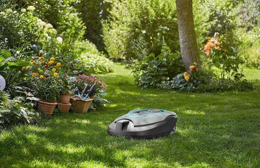 Gardena Smart SILENO robotmaaiers
