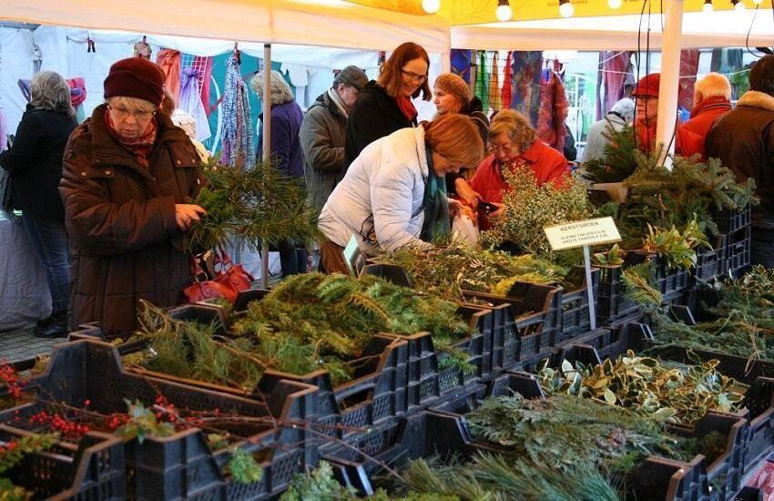 Kerstmarkt Trompemburg