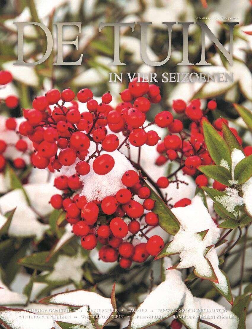 De Tuin in vier seizoenen 29
