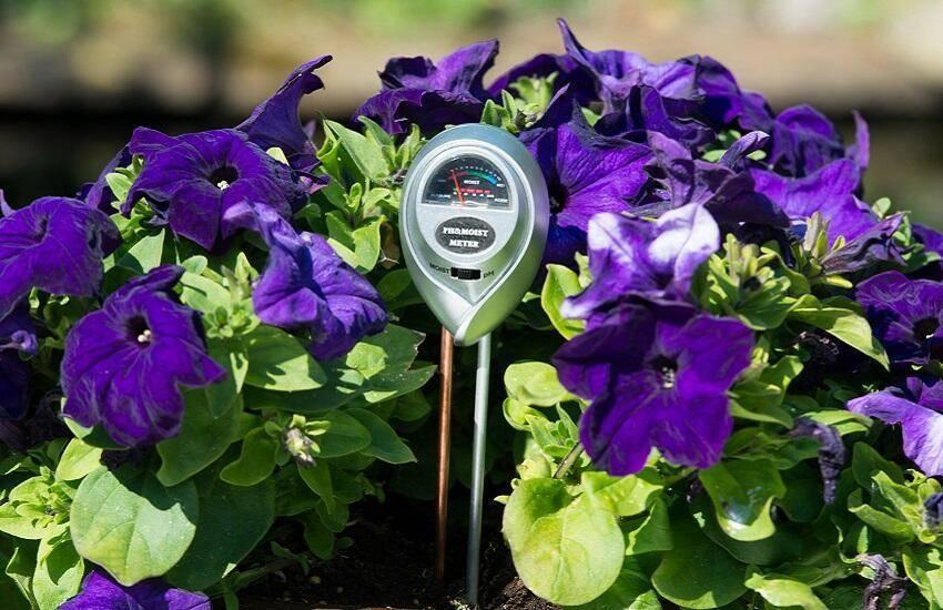 Combi meter nature gardening