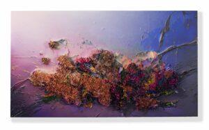 Zhuang Hong Yi - Landscape (2019), 120x210 cm - Courtesy SmithDavidson Gallery.