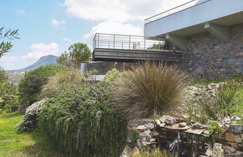 Botanische les op Kreta De Tuin in vier seizoenen