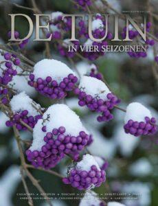 Cover 33 De Tuin in vier seizoenen