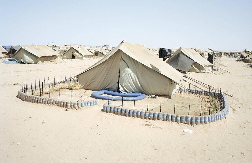 Refugee Camp Gardens.