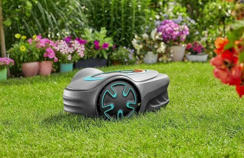 Gardena Sileno robotmaaier