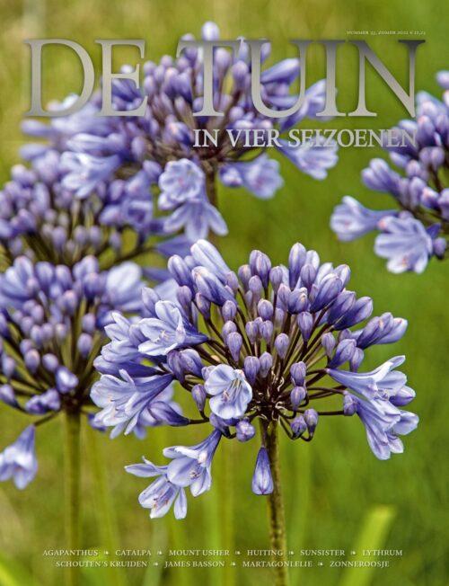 Cover De Tuin in vier seizoenen 35
