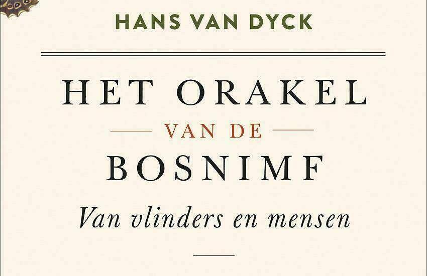 Het orakel van de bosnimf. Hans van Dyck
