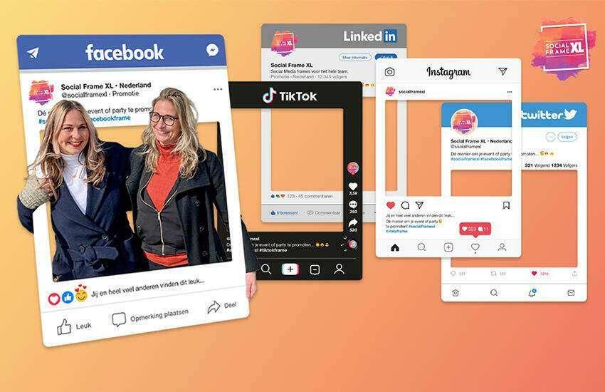 Social Media Frames kopen