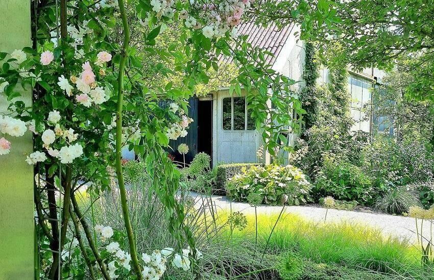 Bij-zondere tuinen