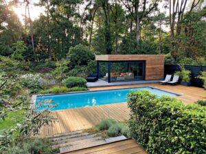 Bilthoven zwembad en poolhouse - Arjan Boekel
